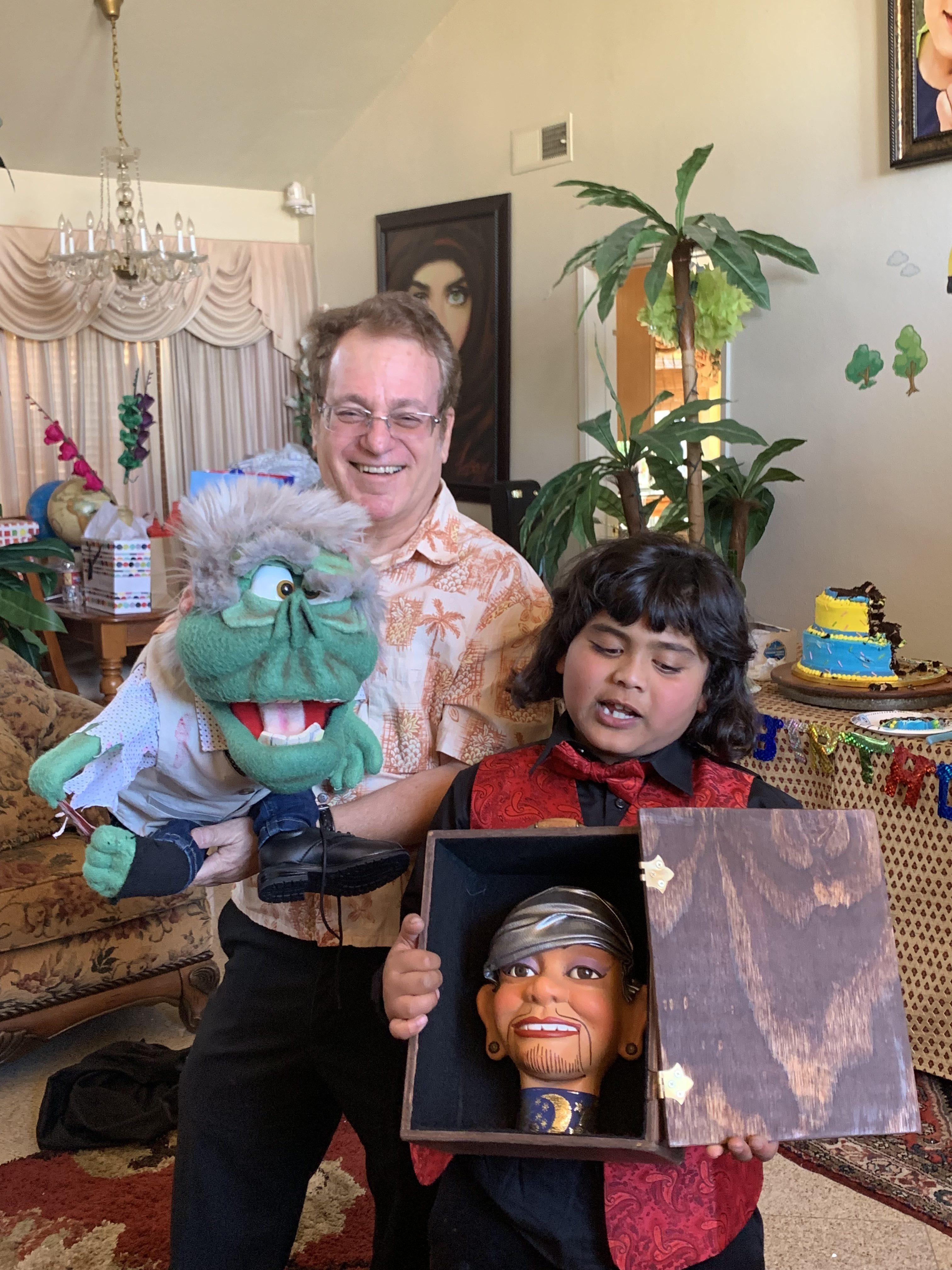 Ventriloquist in San Diego, CA